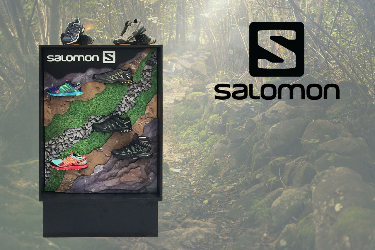 Salomon on the Strip