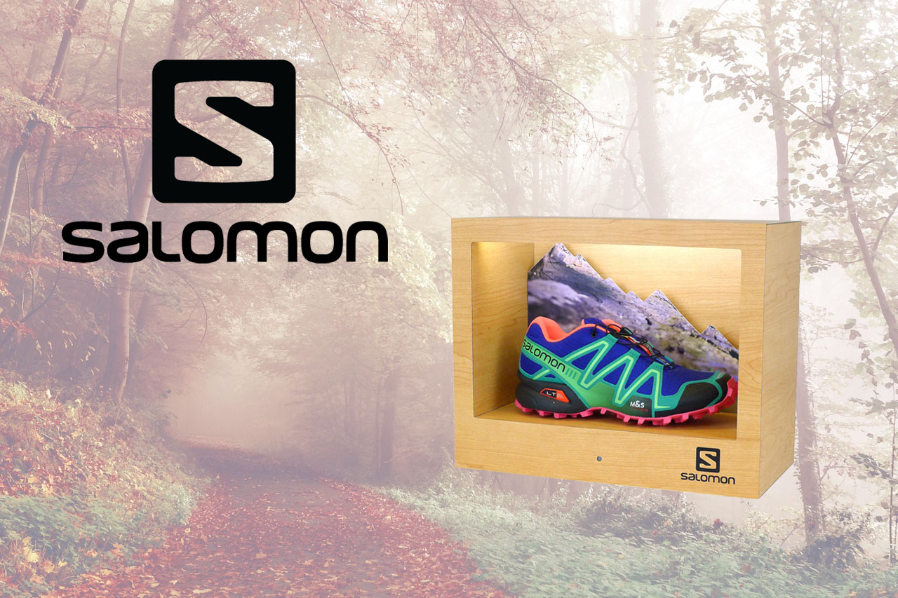 Salomon Trail Running Shoes In Spotlight