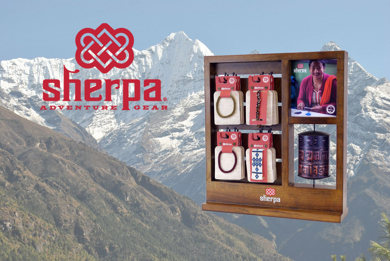 Sherpa Adventure Gear's Beautiful Display of Love