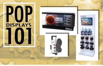 Point of Purchase Displays 101: POP Retail for Beginners
