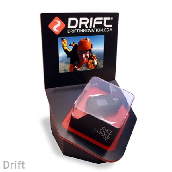 Drift Retail Display