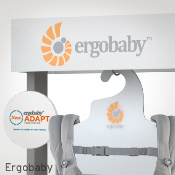 Ergobaby Retail Display