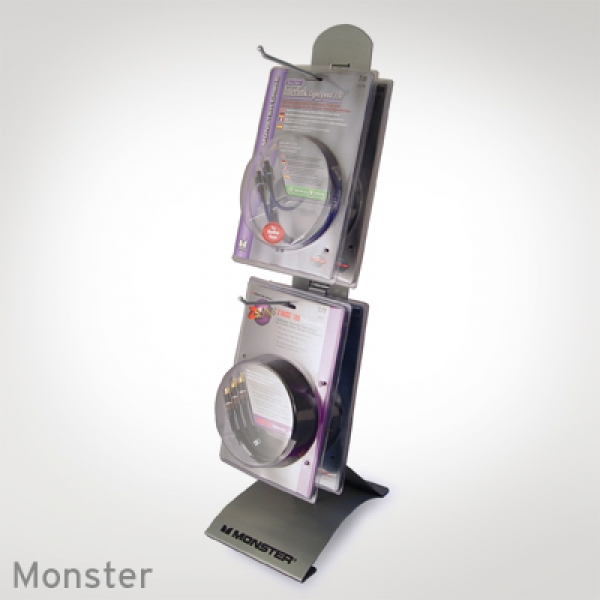 Monster Product Retail Display