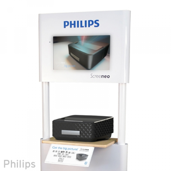 Philips Retail Display
