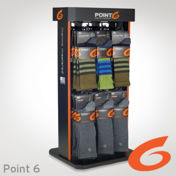Point6 Retail Display