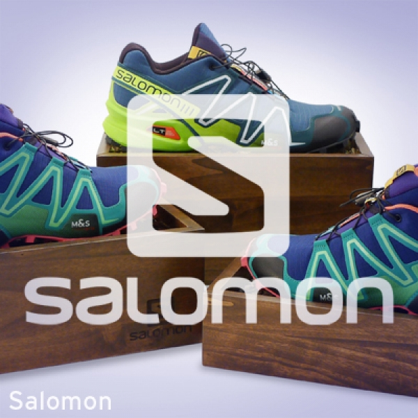 Salomon Retail Display