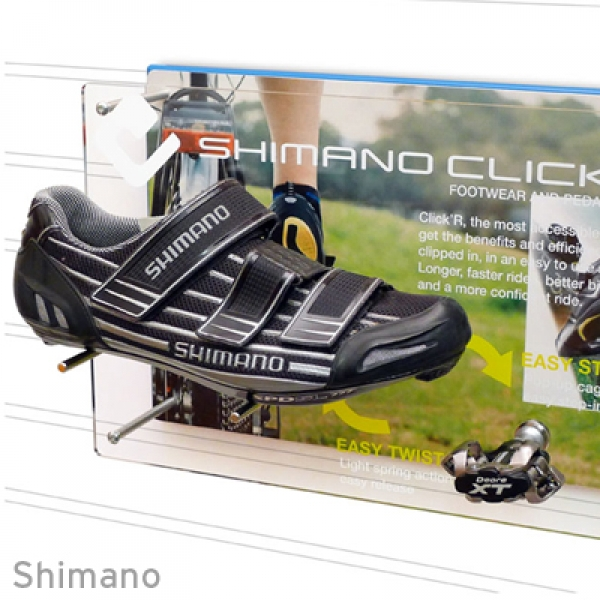 Shimano Retail Display