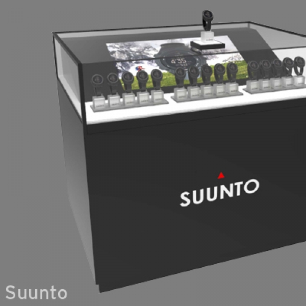 Suunto Retail Display