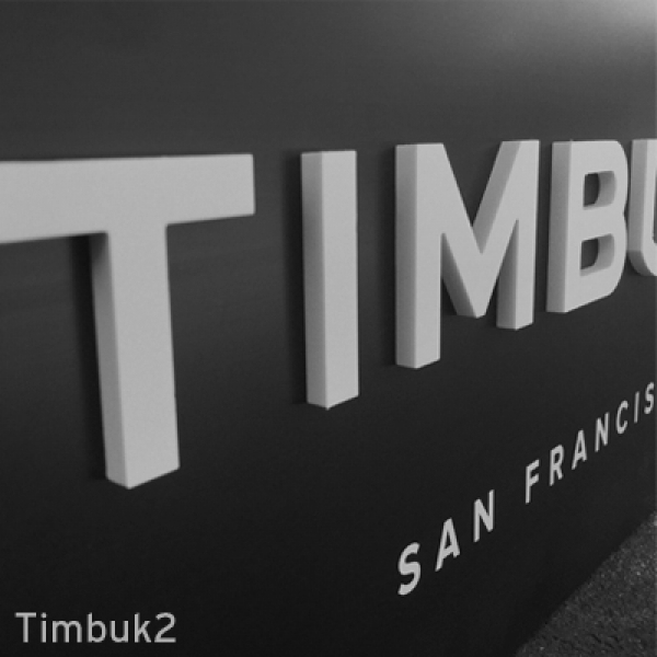 Timbuk2 Retail Display
