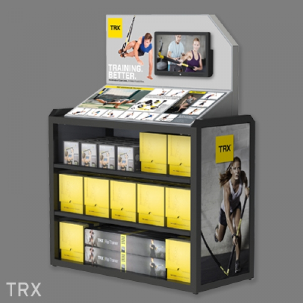 TRX Retail Display