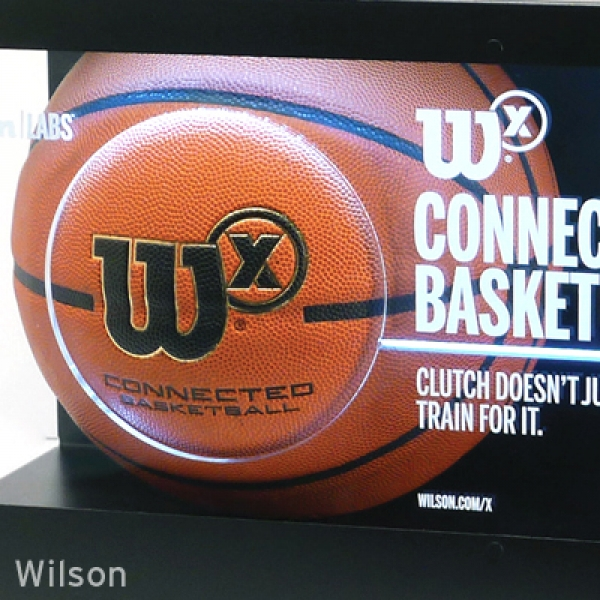 Wilson Retail Display